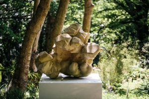 Matt Chivers - Artworks and Sculptures in Cornwall - Sculpture Park and Gardens