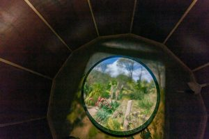 Billy Wynter Camera Obscura - Artworks and Sculptures in Cornwall - Sculpture Park and Gardens