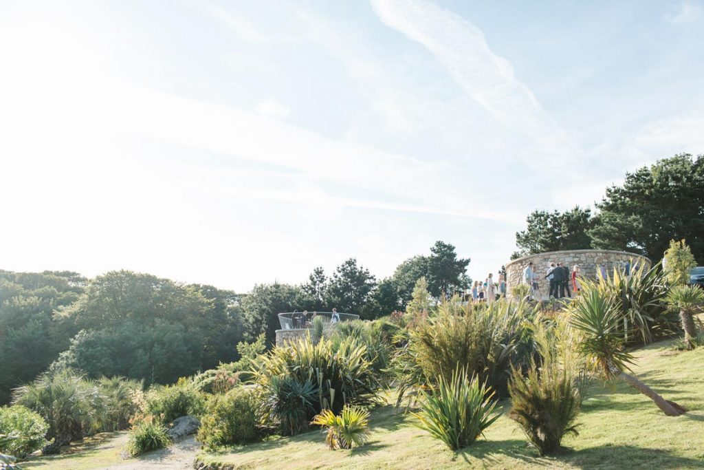 Tremenheere Sculpture Gardens - Outdoor Wedding Venue in Cornwall