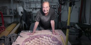 International Artists in Cornwall - Peter Randall-Page RA