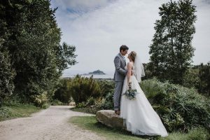 Outdoor Wedding Venue in Cornwall - Tremenheere Sculpture Gardens, Penzance.