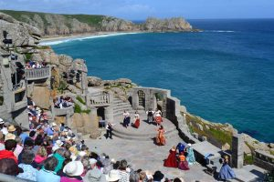 Minack Theatre - Things to do in Penzance - Tremenheere Sculpture Gardens