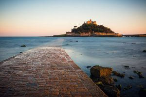 St Michael's Mount - Things to do in Penzance - Tremenheere Sculpture Gardens
