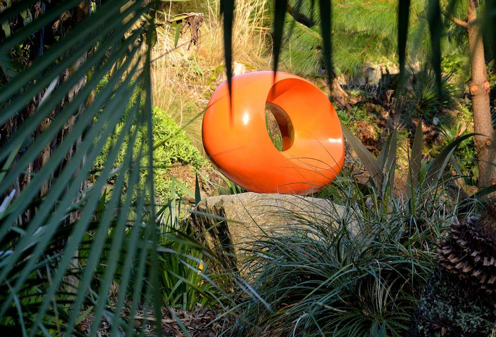 Tremenheere Sculpture Gardens in Cornwall