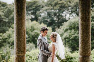 Outdoor Wedding Venue in Cornwall - Tremenheere Sculpture Gardens, Penzance.