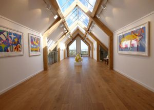Tremenheere Gallery Art Exhibitions in Cornwall