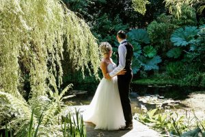 5 Reasons Tremenheere Sculpture Gardens is the perfect wedding venue in Cornwall